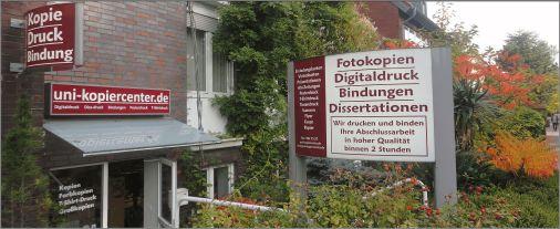 Willkommen Beim Uni Kopiercenter Düsseldorf